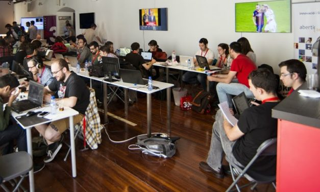 Hackathones audiovisuales: ideando el futuro de la TV