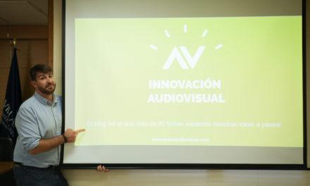¡No te pierdas el 2º Foro #InnovaciónAudiovisual este jueves!