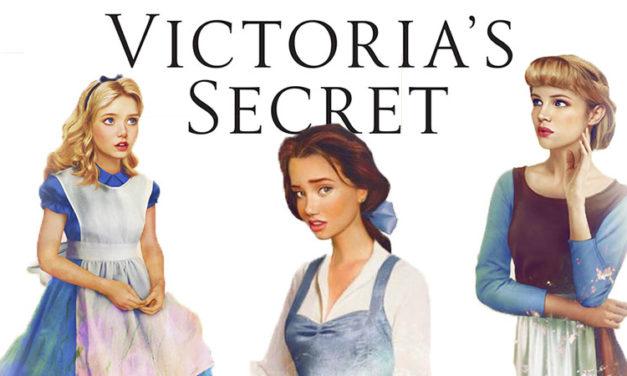 Si yo fuese Victoria, ya tendría el Secret