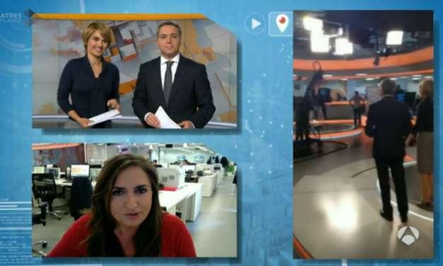 Antena 3 Noticias: el primer canal en incorporar Periscope en sus emisiones