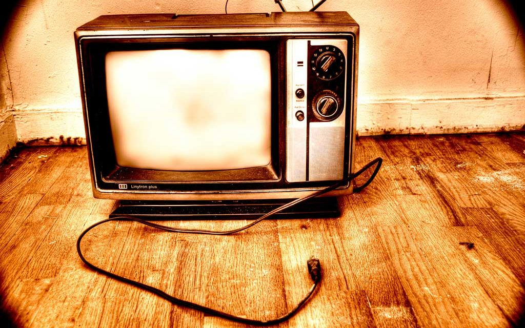 ¿Y si consiguiéramos la revolución audiovisual dando un paso atrás?