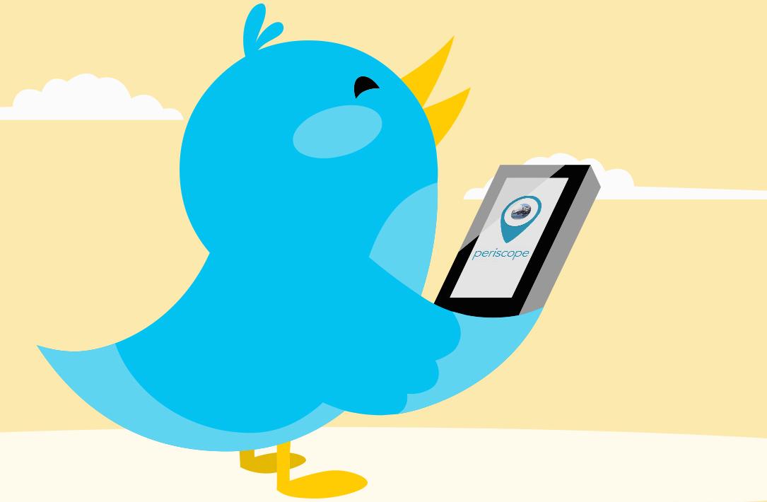 Twitter-Periscope