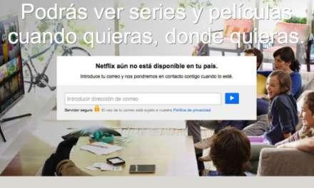 Bienvenido, Mister Netflix