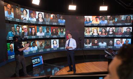 Las aulas más prestigiosas se trasladan a los platós de TV