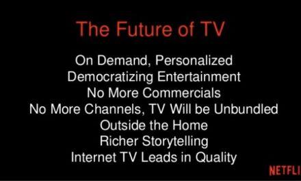 El incierto y prometedor futuro de la televisión