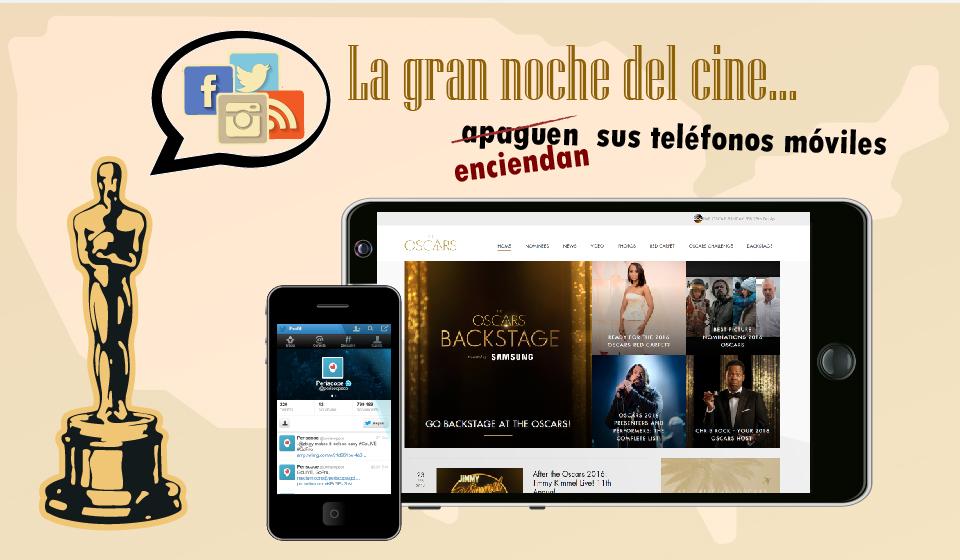 La gran noche del cine ya esta aquí, ¡NO apaguen sus móviles!..