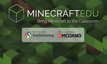 """""""Minecraft-nizando"""" las aulas en primera persona"""