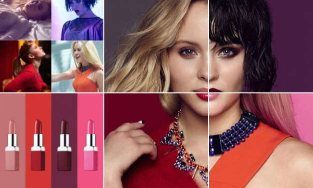 Un videoclip interactivo y cuatro barras de labios