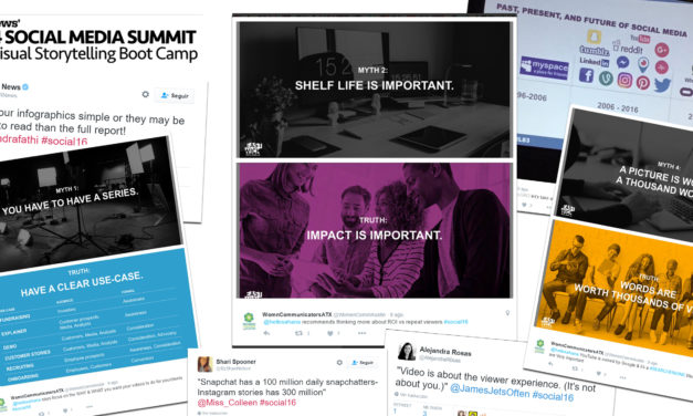 Big 4 Social Media Summit: cómo transmitir en Instagram, Facebook, Twitter o Snapchat.