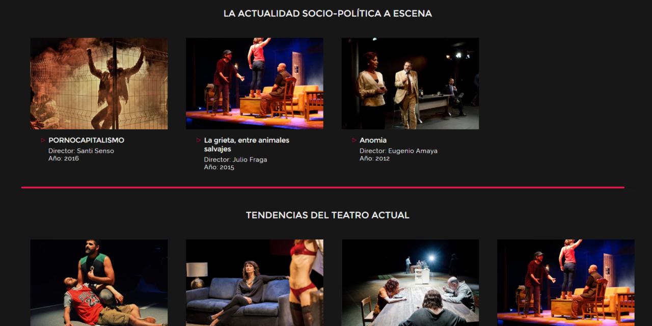 AllTheater – Una identidad digital para el teatro