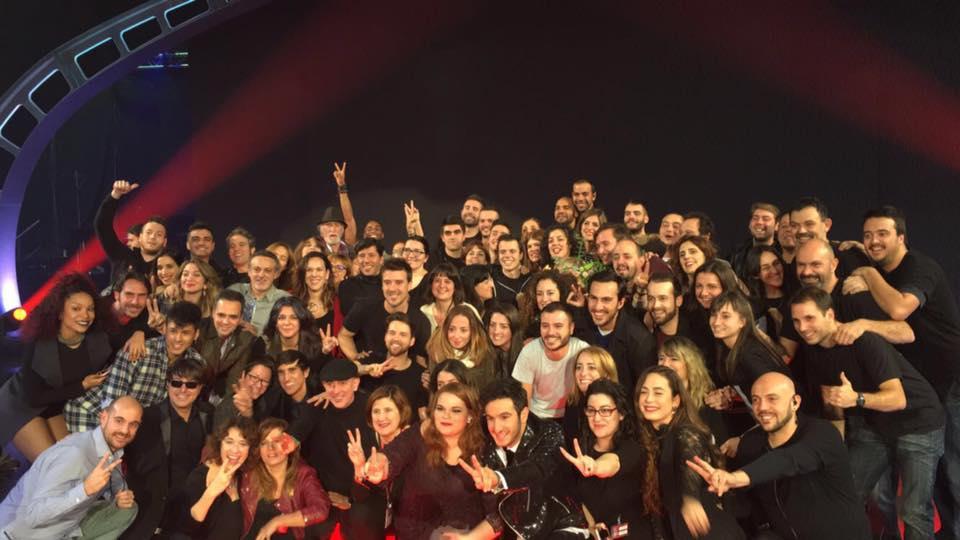 La gran fiesta de las audiencias