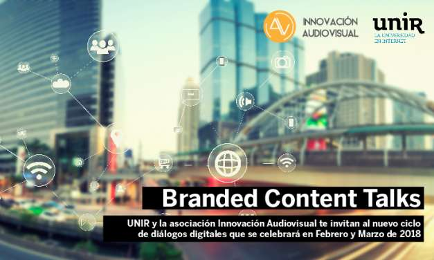 Hacer branded content del branded content.
