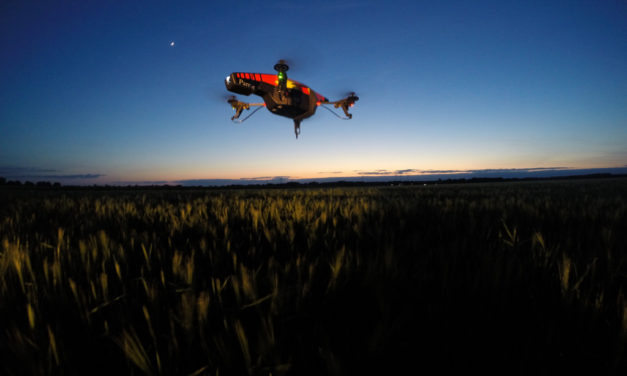 Drones que cuentan historias