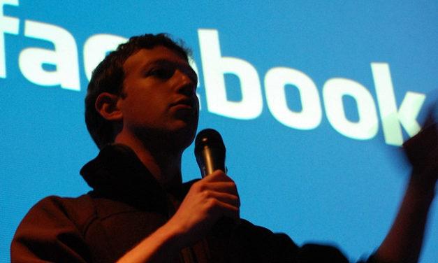 Lo de facebook sí que es un postureo de traca