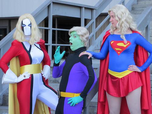 Los futuros superhéroes: nosotros