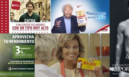 El empleo de los famosos en las campañas de publicidad, ¿un arma de doble filo?