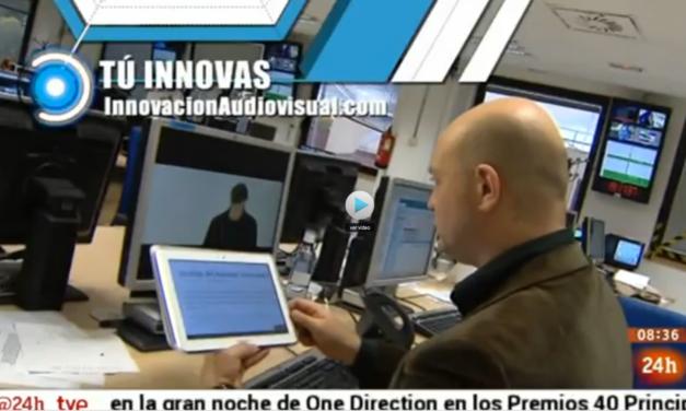 Innovación Audiovisual en el programa de TVE Cámara Abierta 2.0