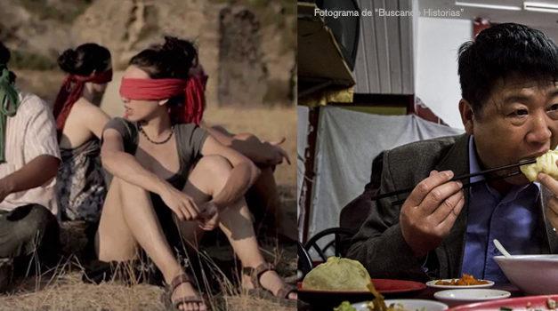 Joan Planas y Alex Rodrigo; narrar hoy.