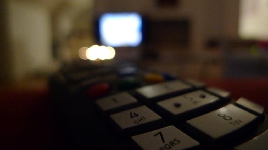 La batalla por el televisor