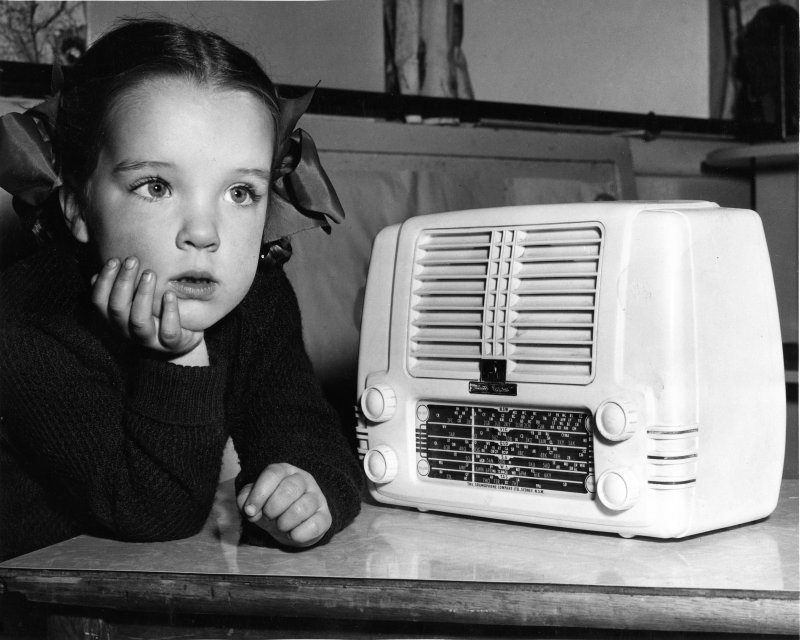 Una Radio de cuento