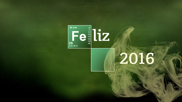 Breaking Bad - Feliz 2016
