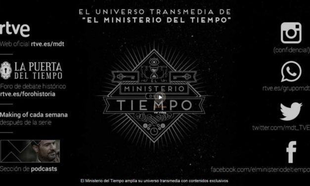 El ministerio transmedia