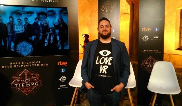 Entrevista a Roberto Romero: Realidad virtual, la última experiencia de las marcas