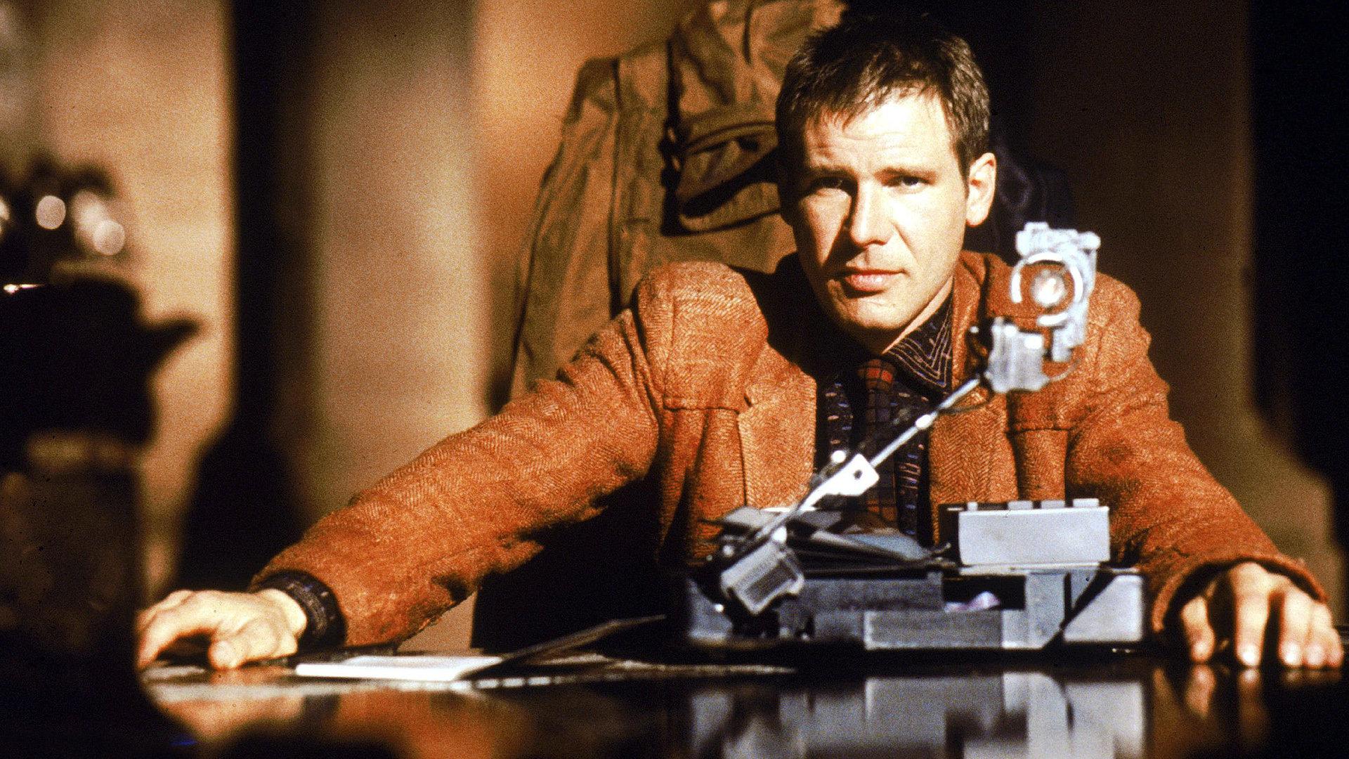 "Proceso de selección de replicantes en la película ""Blade Runner"""