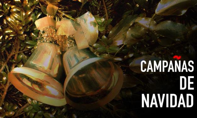 Navidades: campañas con campanas, y muchas luces.