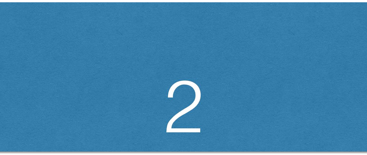 2 ideas. Sencillas y realizables.