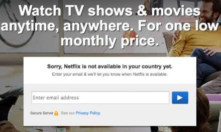 ¿Irás a la cárcel por ver Netflix desde España?