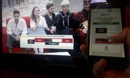 La interactividad retrasará algunos años la muerte de la Televisión Convencional
