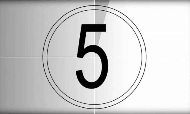 La regla de oro del video para redes: Solo tienes 5 segundos para enganchar.