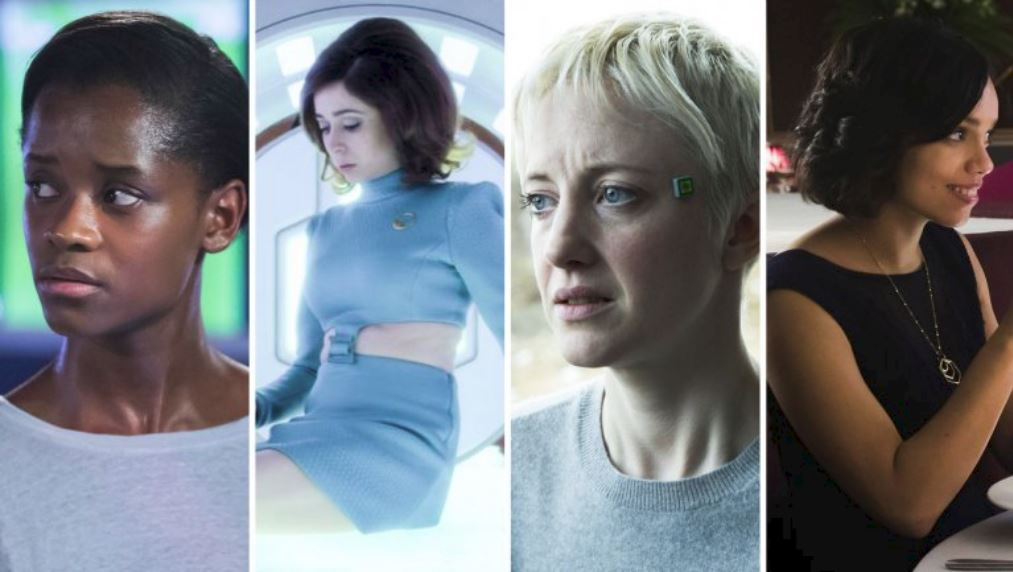 'Black Mirror' se rinde al protagonismo femenino
