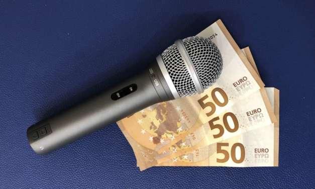 Dinero y Podcast