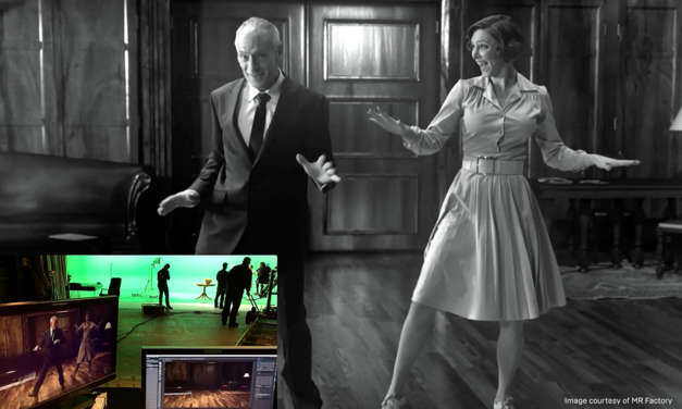 Producción virtual en tiempo real: Entrevista a MR Factory