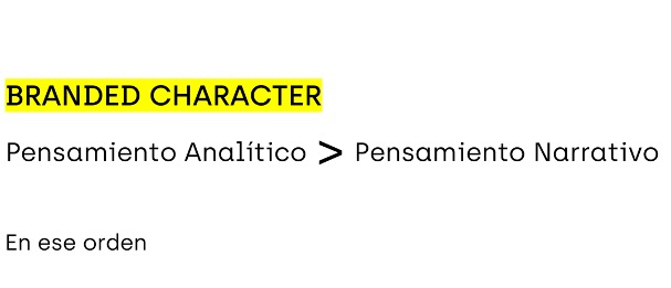 Branded character