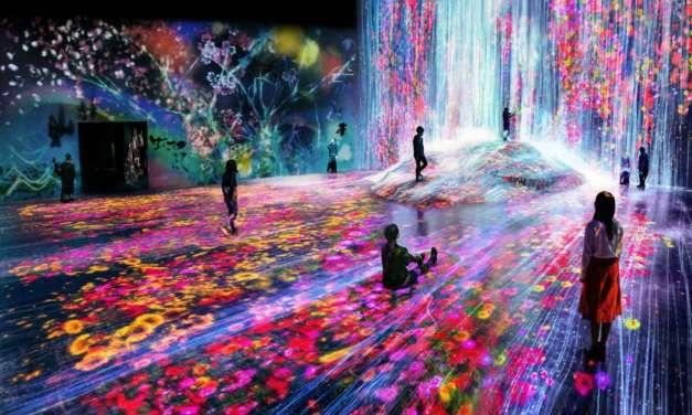 Los museos y la tecnología inmersiva