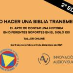 ¿Cómo hacer una biblia transmedia?